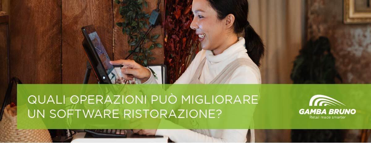 software ristorazione