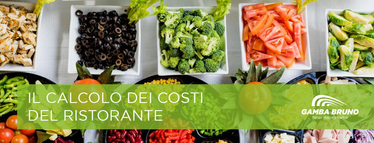 costi del ristorante