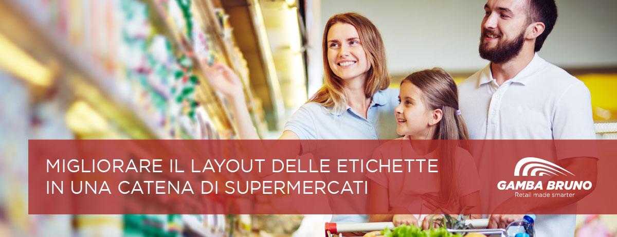 catena di supermercati