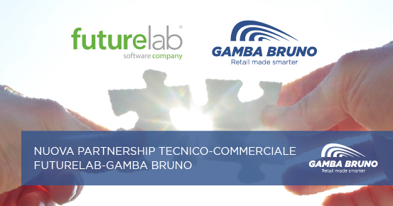 partnership tecnico-commerciale tra Gamba Bruno e FutureLab
