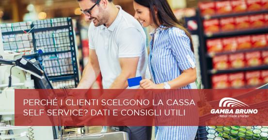 cassa self service