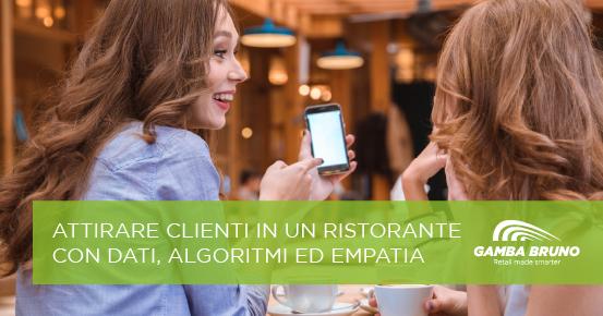attirare clienti in un ristorante