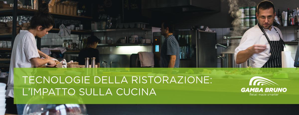 tecnologie della ristorazione