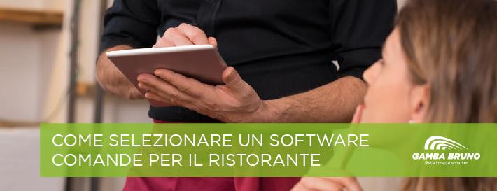 software comande ristorante