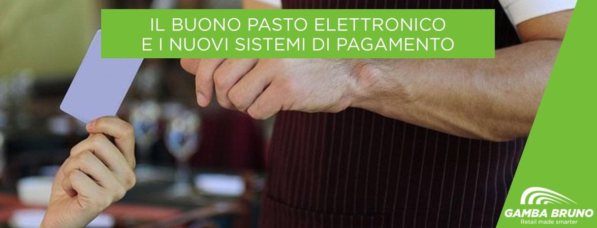 buono pasto elettronico