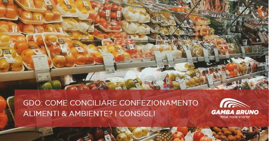 confezionamento alimenti